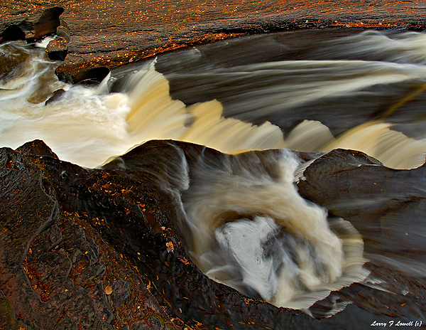 Presque Isle Rapids, Porcupine Mountains Wilderness State Park, Michigan
