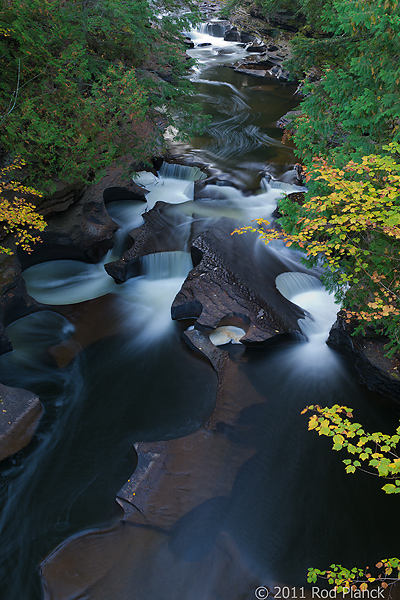 Porcupine Mountains Wilderness State Park and Environs, Michigan - Attractions