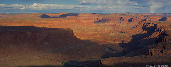 Overlooking the Dirty Devil, Glen Canyon National Recreation Area, Utah