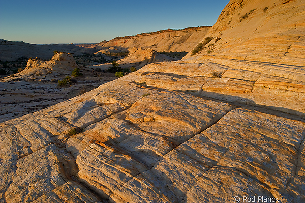 Navajo Sandstone Formations, Grand Staircase Escalante National Monument, Utah, Spring