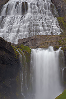 Dynjandi Waterfal, Iceland